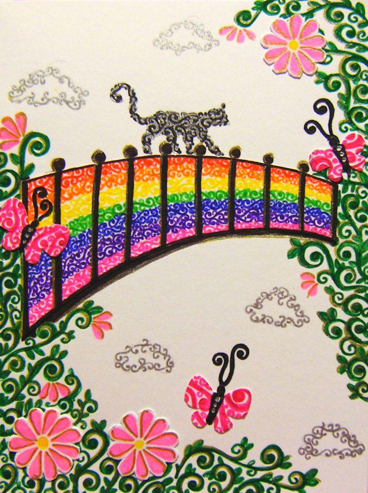 rip my little d j vu 1998 2014 best cat ever must cats pinterest rainbow. Black Bedroom Furniture Sets. Home Design Ideas