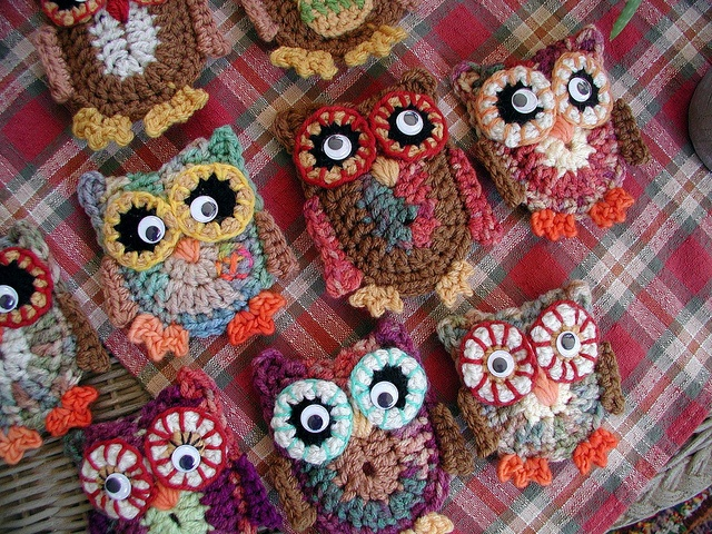 Cute Little Amigurumi Owl : Best crochet birds images amigurumi patterns