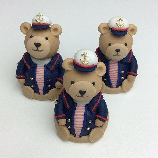 ursinhos marinheiros