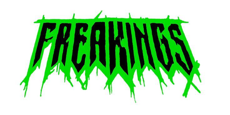 FREAKINGS (Thrash Metal) • logo