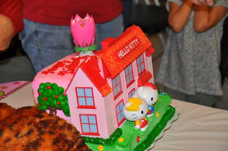 Dds hello kitty cake by publix cat cake cake hello