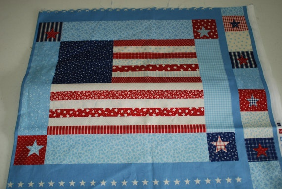 us flag fabric