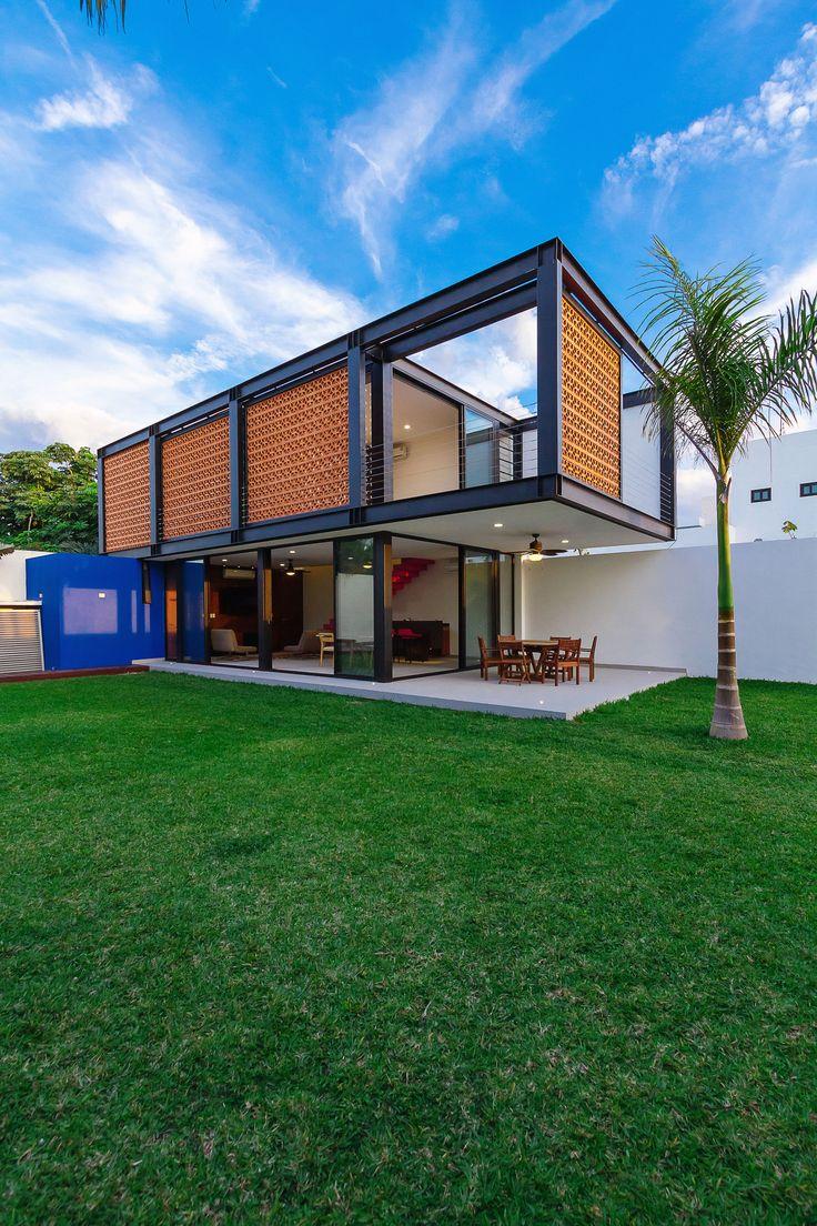 52 best schmale Häuser images on Pinterest   Moderne häuser, Kleine ...