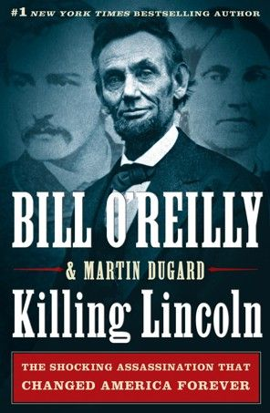 Killing Lincoln. A very interesting book on history.