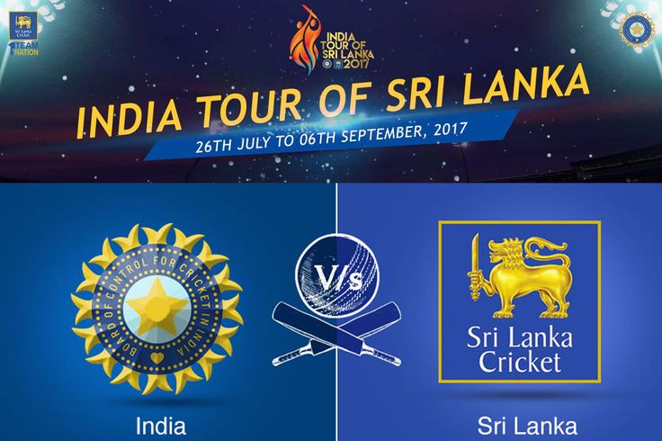 Currently, the Indian Cricket Team is having a tour in Sri Lanka between 21st July to 6th September 2017 for playing 3 Test Matches, 5 One Day Internationals and a Twenty20 International match. India won the Test series 3-0. It was India's first whitewash away from home in the series if 3 Tests or more. …