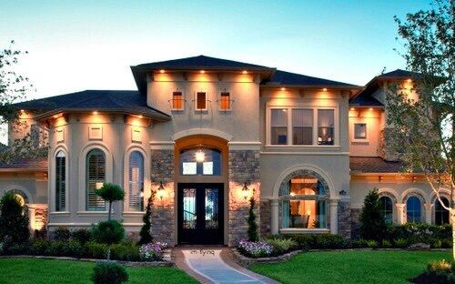 I chose this picture because when i turn at least 23 I would want my own house like this .