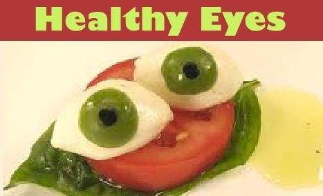 halloween food eyes