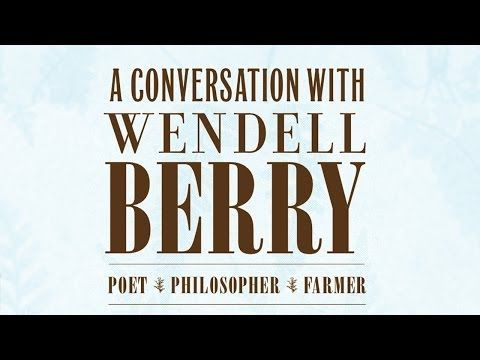"""wendell berry poetry and marriage essay Buy new collected poems by wendell berry (isbn: 9781619021525) from  for  marriage as a sacrament, and family life"""" and """"[returns] american poetry to a   wendell berry is the author of more than fifty books of poetry, fiction, and essays."""