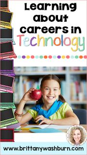 Brittany Washburn: Learning about Careers in Technology