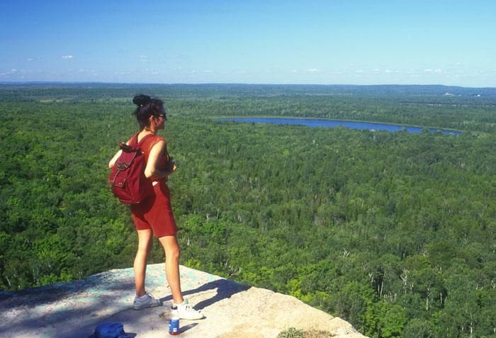 Days Out Ontario | Hike the Cup and Saucer Trail, Manitoulin Island, Ontario