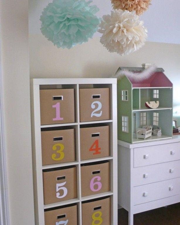 Interieur & kids | Low Budget Styling nr.2 | Kinderkamer inrichten met Ikea Expedit + DIY ideeën • Stijlvol Styling - WoonblogStijlvol Styling – Woonblog