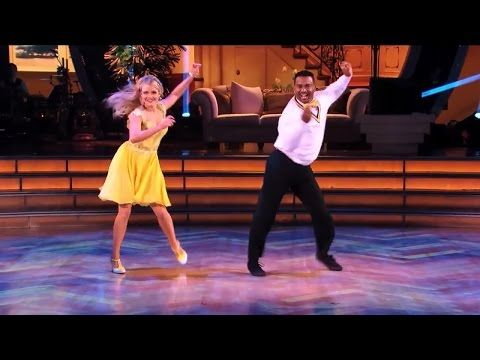 The Fresh Prince of Bel-Air's Carlton on DWTS Finally Gives Fans What They've Been Waiting For