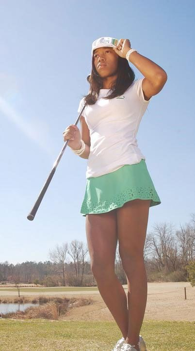 big break women golfers upskirt photos
