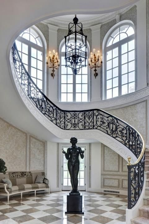 Grand Foyer Yacht : Best luxury properties images on pinterest