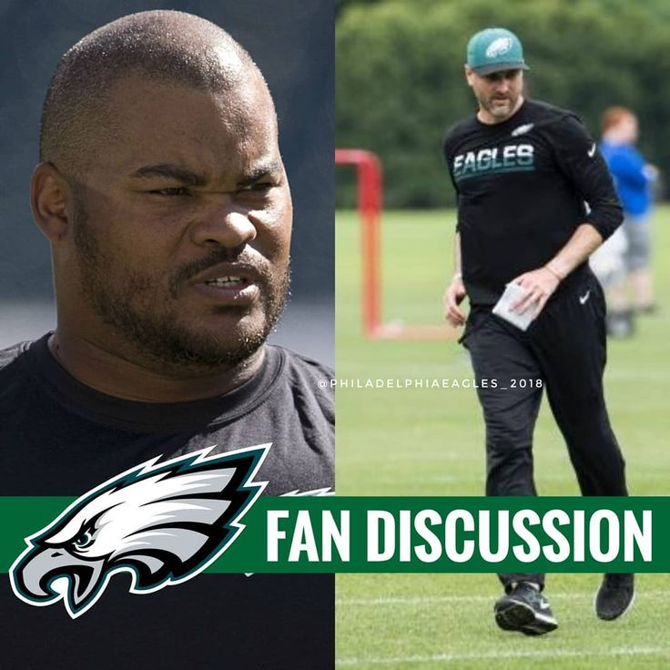 QUESTION: _________ How do you feel about Mike Groh getting the OC job over Duce? Groh has more experience but Duce has the tenure as an Eagle.  MY OPINION __________ It kinda sucks that both guys are good candidates because it makes it hard to choose. Groh really has more tenure in the NFL as a coach has been around the league and having different responsibilities. I really was rooting for Duce but can't go wrong with Groh  __________ Vote on what you think in my IG story and As always let…