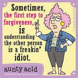 ~ Aunty Acid                                                                                                                                                                                 More