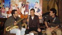 """Dia 15/09 acontece o QUARTA JAZZ, com o Social Jazz Trio. Leandro Lima, Anderson Delavequia e Lucas Andrade sobem ao palco d'O Pedal Pizza Metro para encantar os amantes desse gênero musical LEANDRO LIMA é músico da Metalmanera Big Band, Banderehy e Projeto Meretrio Participou da Jazz Sinfonica de Diadema, Lancaster Blues Band, Cacique Jazz...<br /><a class=""""more-link"""" href=""""https://catracalivre.com.br/geral/agenda/barato/quarta-jazz/"""">Continue lendo »</a>"""