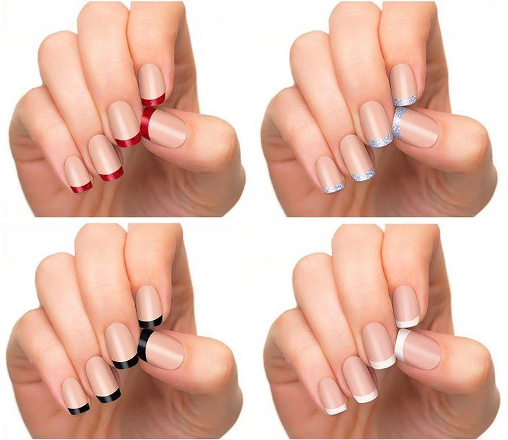Incoco, esmaltes para uñas en tiras autoadhesivas | Decoración de Uñas - Manicura y Nail Art