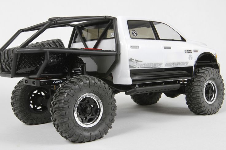 axial ram power wagon body scx10 in the field ram. Black Bedroom Furniture Sets. Home Design Ideas