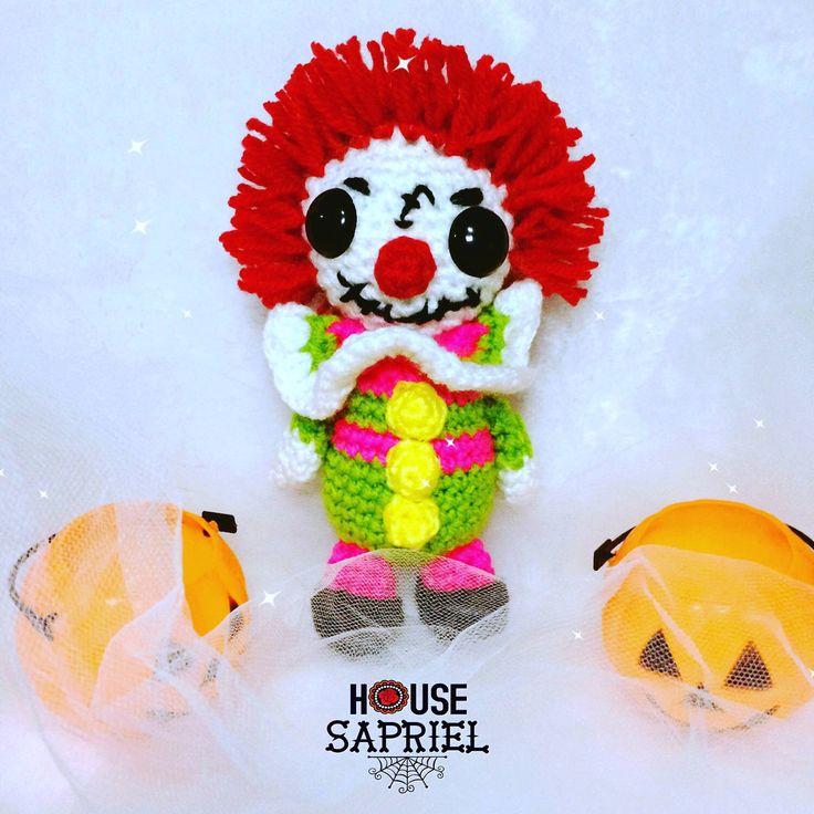 This si Halloween 👻  🎃🎃 Clown