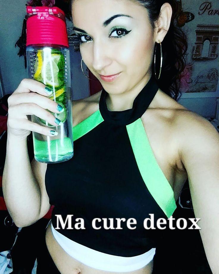 CURE DETOX EN 7 JOURS  cure détox  Pinterest  Montres et Détox