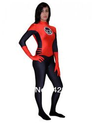 Red lantern costume full body spandex one piece red lantern costume superhero costume for halloween wholesale|Aliexpress Mobile