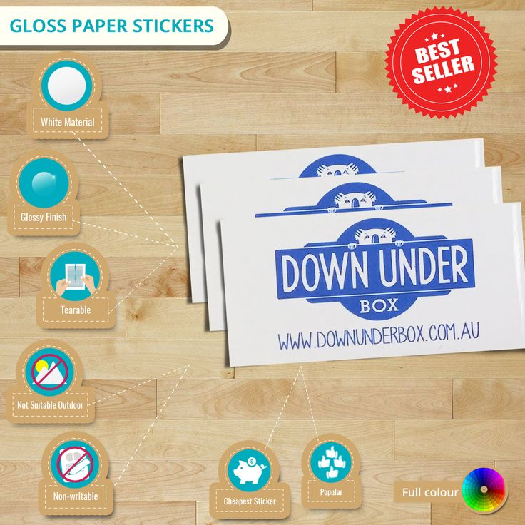 Want your business to be on top order stickers from us today heres
