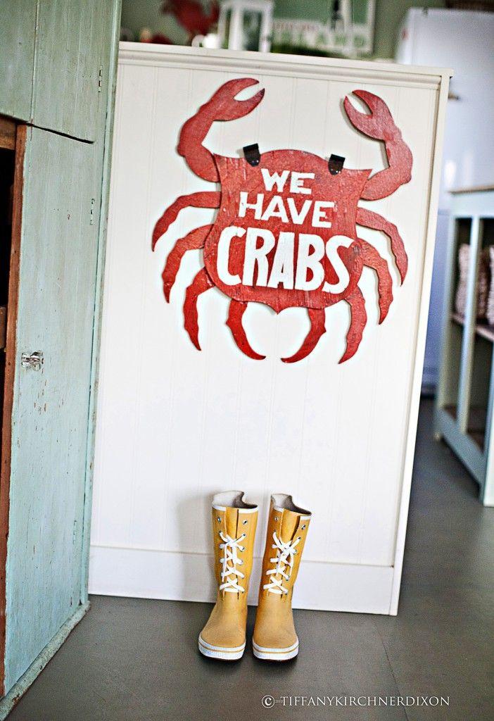 coastal crabs