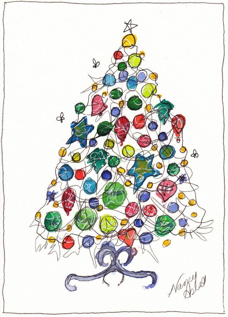 30 besten weihnachtskarte bilder auf pinterest weihnachtskarten basteln weihnachten und - Amerikanische weihnachtskarten ...