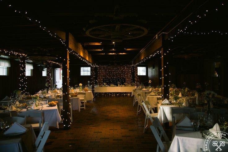 Cool Outdoor Wedding Venues Across Canada: Shawnessy Barn Calgary Wedding Venue (C) Http://sarahpukin
