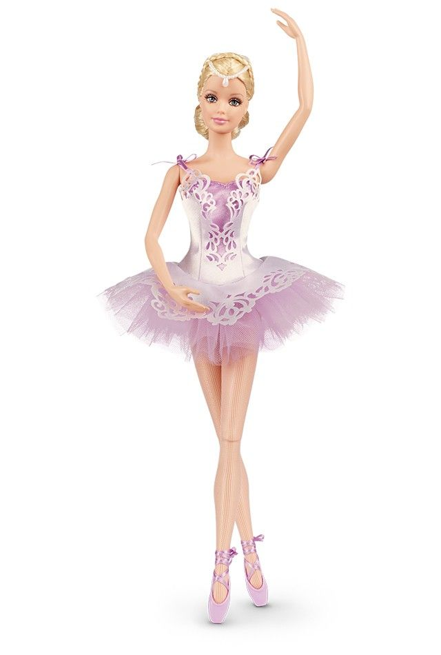 Ballet Wishes® Barbie® Doll   Barbie Collector