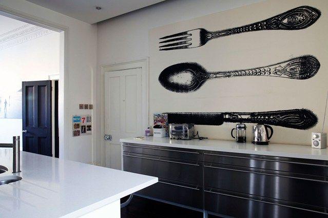 Black Magic - Kitchen Design Ideas & Pictures – Wallpaper