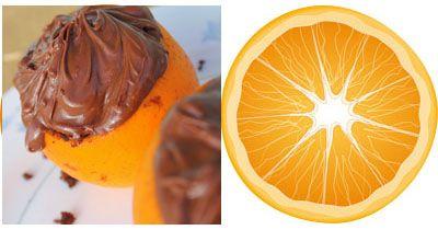 """Шоколадный пирог рецепт """"В апельсине""""  Шоколадный пирог рецепт, который готовится в апельсине можно приготовить дома (в духовке) и - самое интересное - на гриле. Оригинальный ароматный и вкусный пирог с необычной подачей.   Удивите гостей!"""