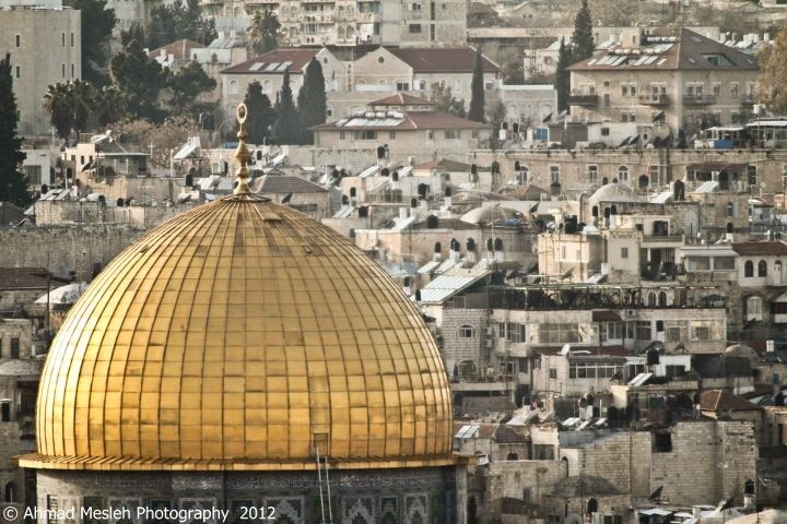Dome of the Rock mosque, Jerusalem   https://www.facebook.com/photo.php?fbid=355025697853011&set=a.186270841395165.39182.185129341509315&type=1&ref=nf