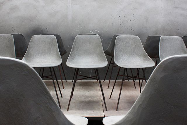 Concrete Furniture By Lyon Beton | iGNANT.de