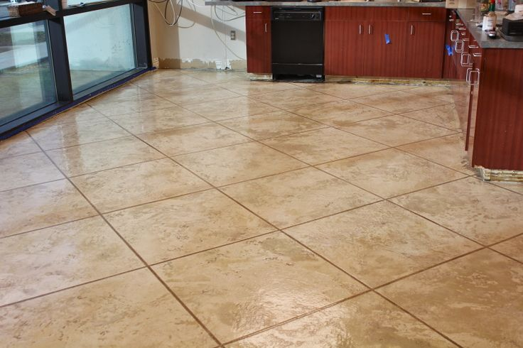 17 best images about interior decorative concrete on - Interior concrete floor resurfacing ...
