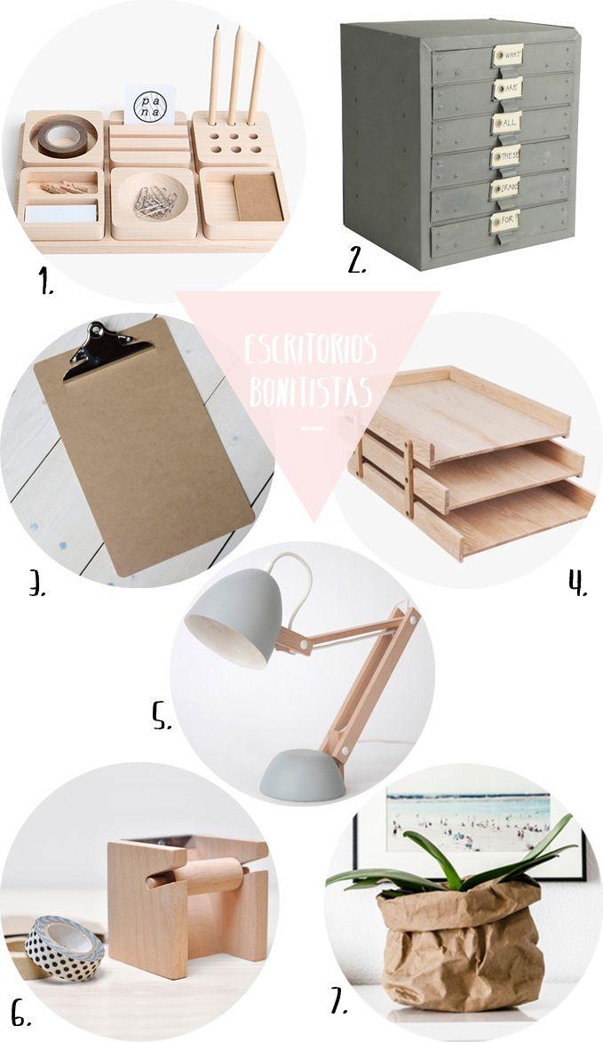 17 best accesorios de escritorio images on pinterest - Accesorios para escritorio ...