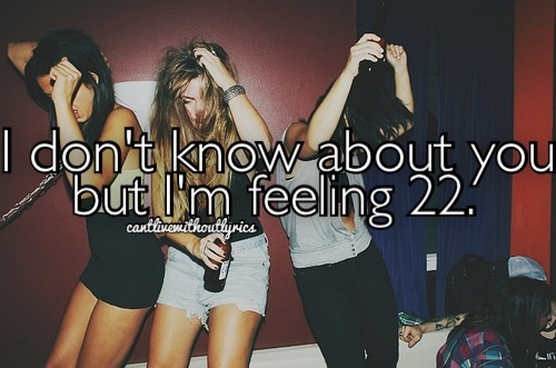 22- Taylor Swift