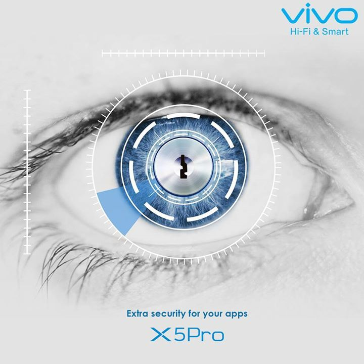Vivo Confirms X5Pro's Retina Scanner, The Device Gets Certified In China
