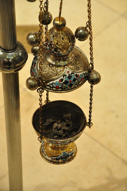 Thurible, Holy Trinity  Orthodox Church