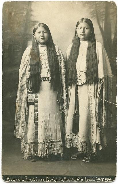 Kiawa Indian Girls