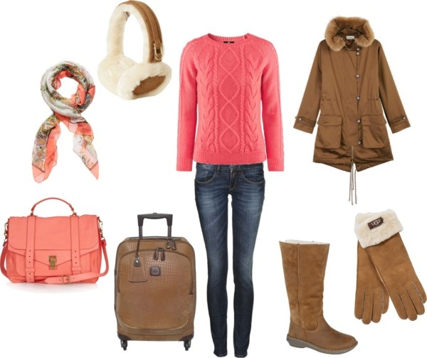 """Weekend Getaway Outfit (Winter)"" by marissa-anne-weddle on Polyvore"