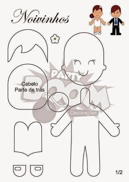 Amigas do feltro Atualizando moldes feltro 25/05/2015