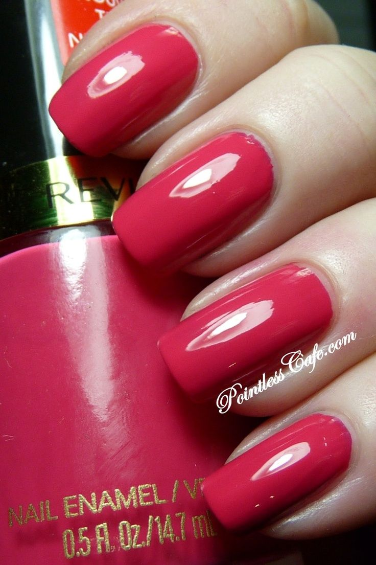 Revlon Optimistic revlon autumn berry nail polish | Pin by Lauren Nail Swindol on InstaBeautyProductsIOwn | Pinterest