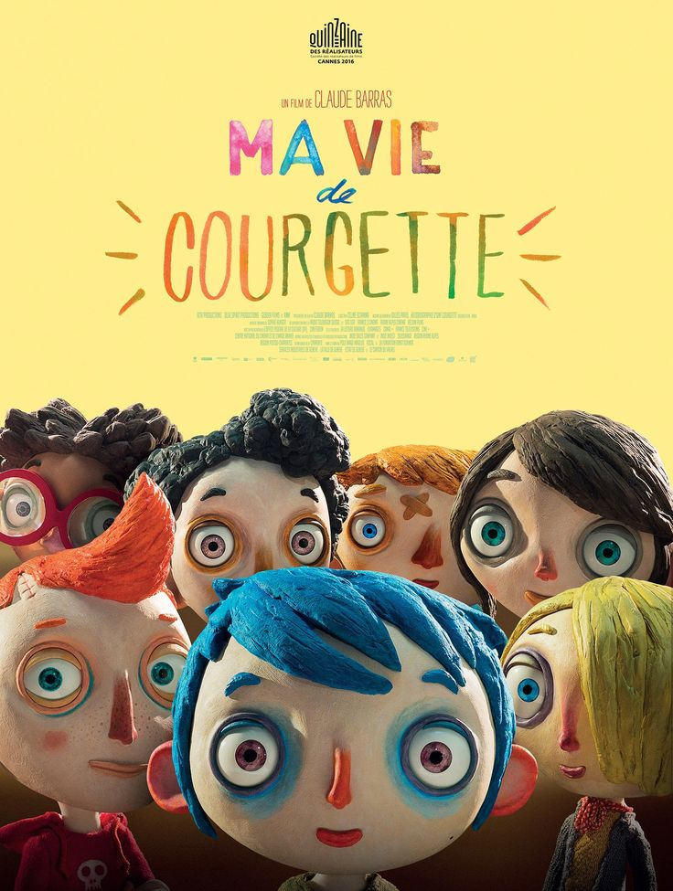 MY LIFE AS A ZUCCHINI In select theaters February 24