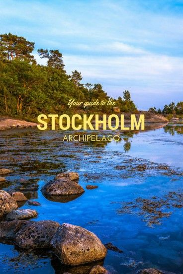 Best Island To Visit In Stockholm Archipelago