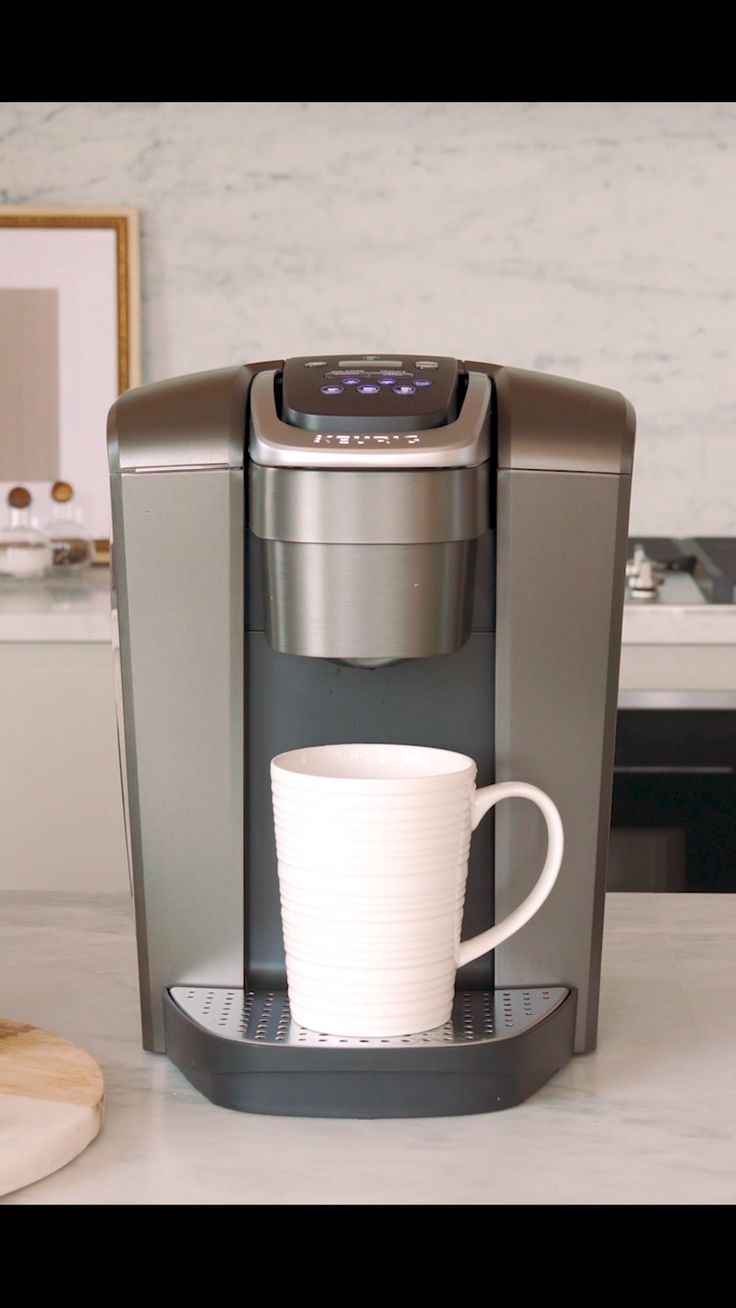 How to Clean a Keurig The One Trick That Makes It Easy