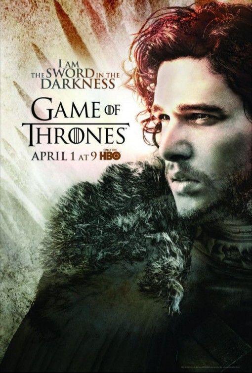 Oh, how I love Jon Snow.