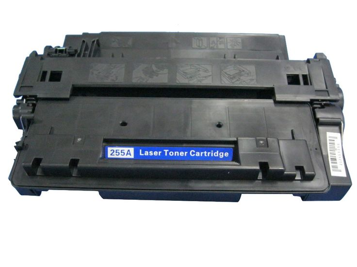 Free Shipping Remanufactured Hp Ce255a Black Toner Cartridge Hp 55a For Laserjet P3015 P3015d P3015dn P3015n P3015x 45 Toner Cartridge Toner Cartridges