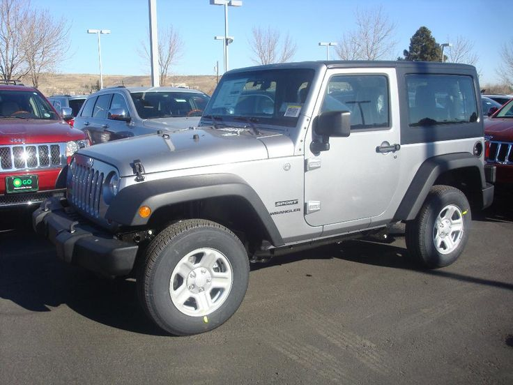2013 Jeep Wrangler SPORT http://www.iseecars.com/used-cars/2013-jeep-wrangler-for-sale#